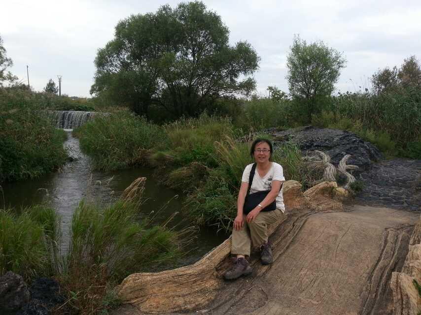2014年8月24日游五大连池风景区第五站北药泉